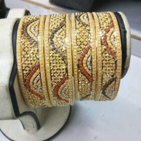 Women's Gold Kangans